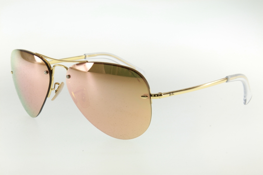RAY BAN RB3449-0012Y 59 14890